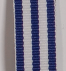 Grosgrain Striped Ribbon - Royal Blue
