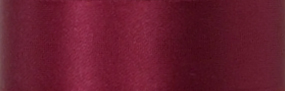 Swiss Double Face Satin Ribbon - Cranberry