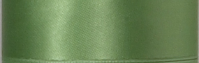 Swiss Double Face Satin Ribbon - Celery
