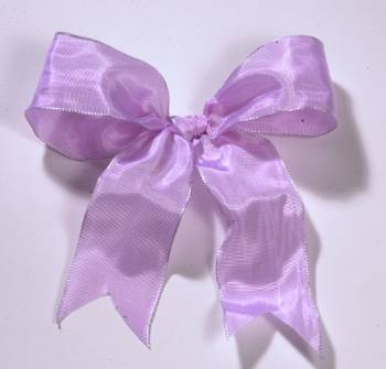 Lyon French Wired Ribbon - Orchid LARGE
