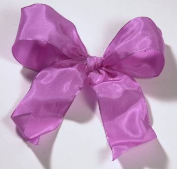 Lyon French Wired Ribbon - Pink