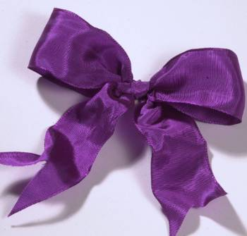 Lyon French Wired Ribbon - Fuchsia