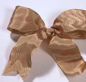 Lyon French Wired Ribbon - Sandstone THUMBNAIL
