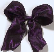 Lyon French Wired Ribbon - Violet_THUMBNAIL