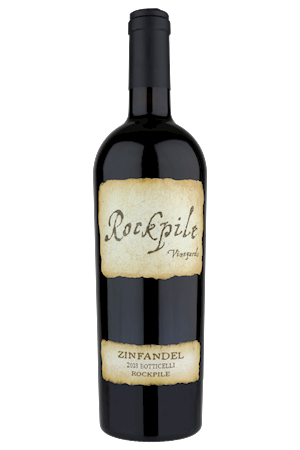 2018 Botticelli Zinfandel LARGE