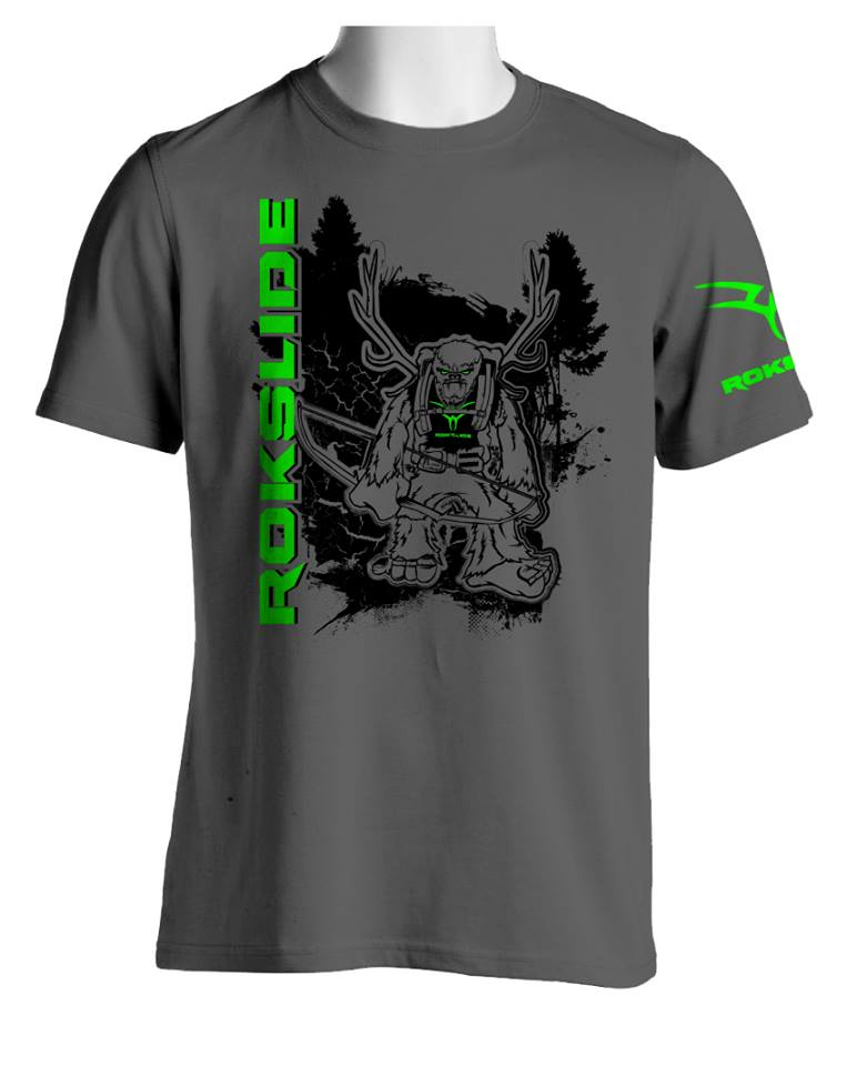 Bigfoot Tee THUMBNAIL