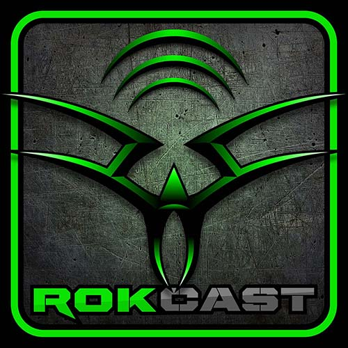 RokCast Sticker MAIN