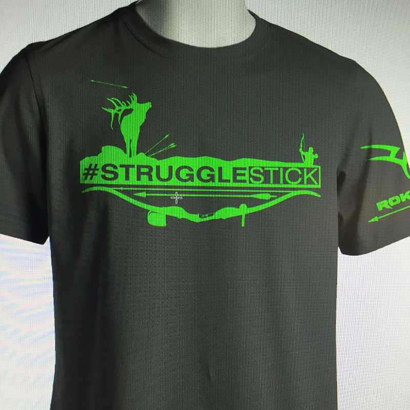 Struggle Stick Tee MAIN