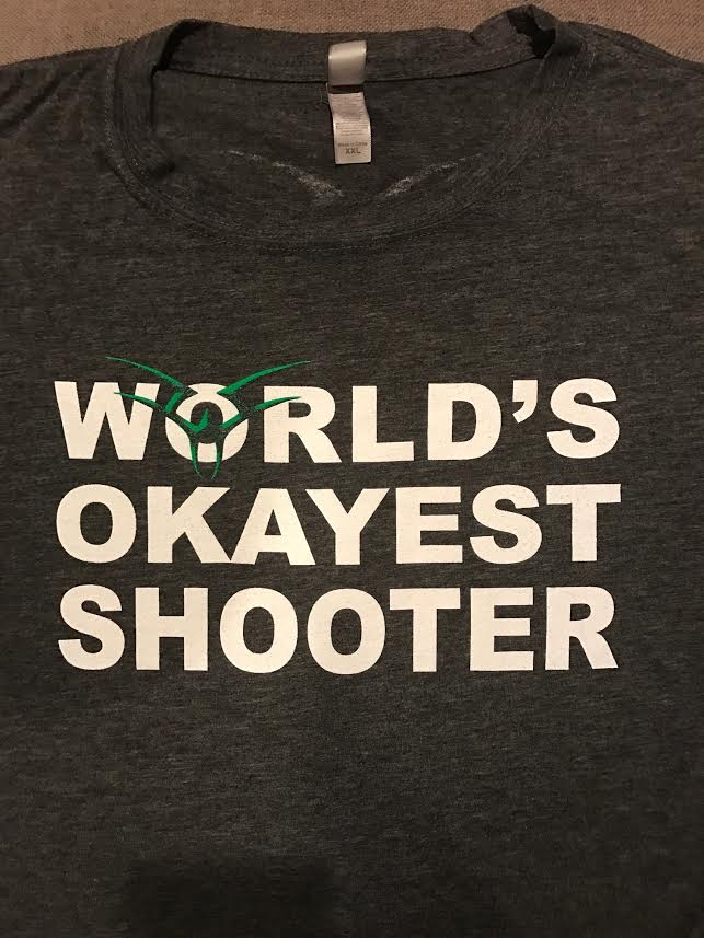 Worlds Okayest Shooter