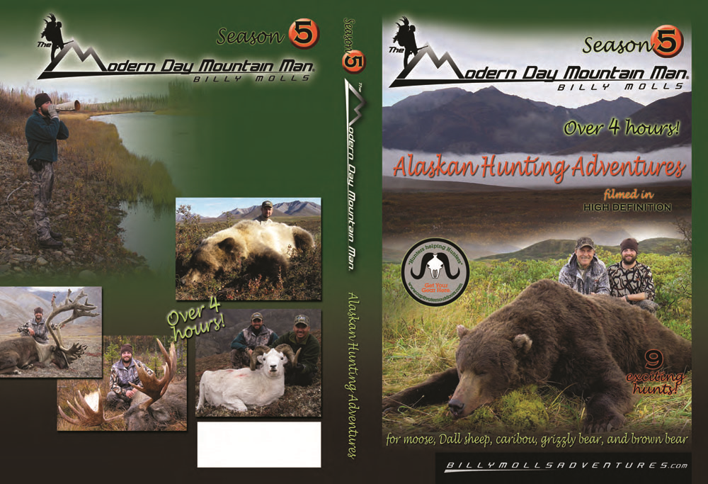 "Season 5, ""Modern Day Mountain Man"" (2 disc set) THUMBNAIL"