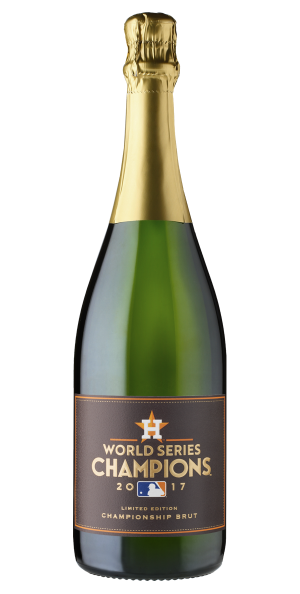 Houston Astros™ 2017 World Series™ Championship Brut MAIN