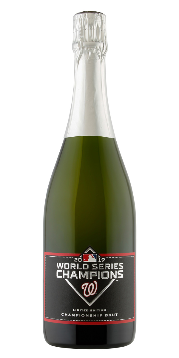 Washington Nationals™ 2019 World Series™ Championship Brut LARGE