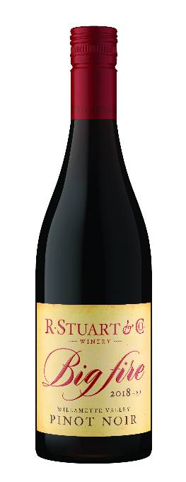 2018 Big Fire Pinot Noir LARGE