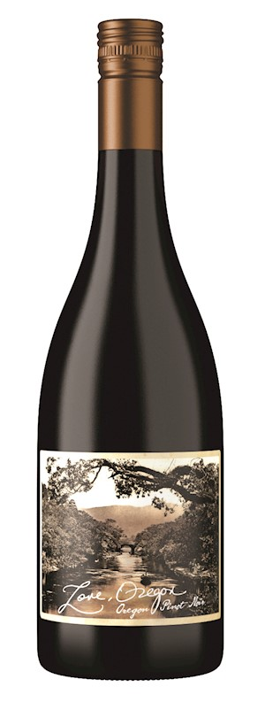 2018 Love, Oregon Pinot Noir LARGE