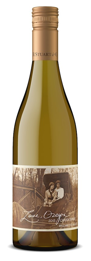 2018 Love, Oregon Chardonnay LARGE