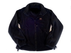 Port Authority® Men's Fleece Jacket THUMBNAIL