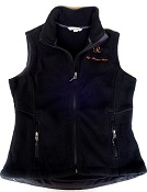 Port Authority® Ladies Fleece Vest THUMBNAIL