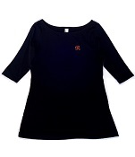 District ® Women's Perfect Weight ® 3/4-Sleeve Tee THUMBNAIL