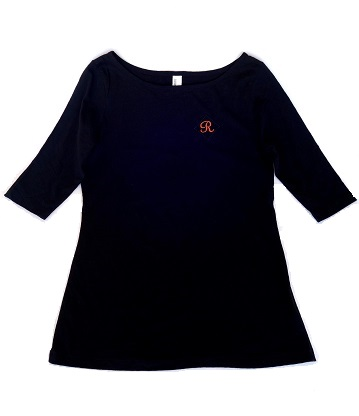 District ® Women's Perfect Weight ® 3/4-Sleeve Tee MAIN