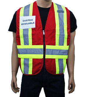 Professional Grade Incident Command Vest