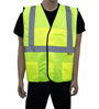 Yellow Safety Vests Class 2 Mini-Thumbnail
