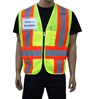 Yellow Incident Command Vest Mini-Thumbnail