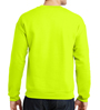 safety green Crew neck Sweatshirt SWATCH