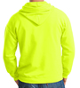 Lime Safety Hoodie SWATCH