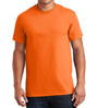 High Visibility Safety Orange T-Shirt_SWATCH