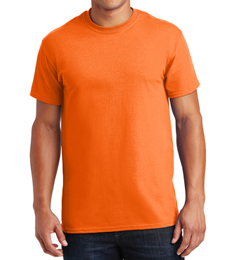 High Visibility Safety Orange T-Shirt