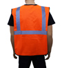 Orange Reflective Safety Vest Mini-Thumbnail