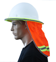 Orange Neck Shade THUMBNAIL