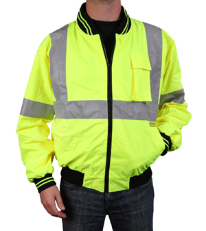 Safety Windbreaker