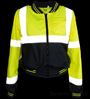 Yellow/Lime Safety Windbreaker SWATCH