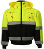 350C-3 Hi Vis Safety Jacket SWATCH