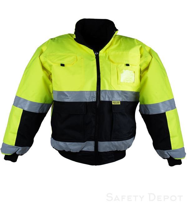 Reflective Safety Jacket_MAIN