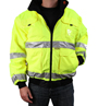 Class 3 Yellow Reversible Reflective Jacket Mini-Thumbnail
