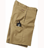 Dickies Khaki Shorts Mini-Thumbnail