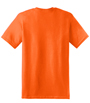 High Visibility Safety Orange T-Shirt SWATCH