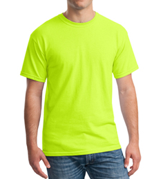 Multi Colored Safety T-Shirt THUMBNAIL