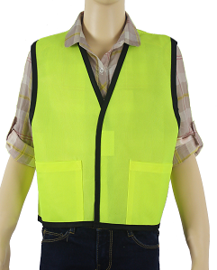 Children's Yellow/Lime Safety Vest