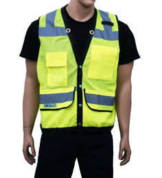 LIME Surveyor Vest Class 2