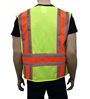 Yellow Mesh Reflective Vest Mini-Thumbnail
