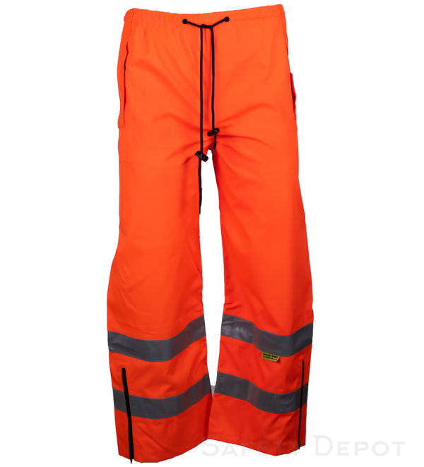 Orange Class E Pants_MAIN