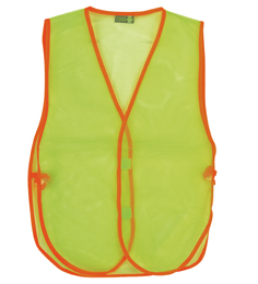Yellow Economy Safety Vest