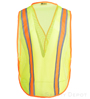 Yellow Economy Safety Vests SWATCH