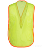 Yellow Economy Safety Vest SWATCH