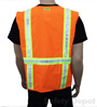 Safety Vest Orange non rated Mini-Thumbnail