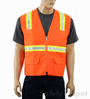 Safety Vest Orange non rated