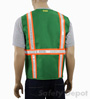 Green Safety Vest Mini-Thumbnail
